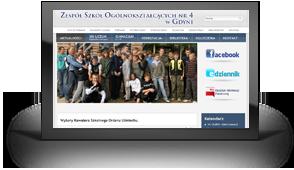 strony www dla szkół, przedszkoli, strony internetowe, Nowogard, Goleniów, Gryfice, Szczecin, Stargard, zachodniopomorskie